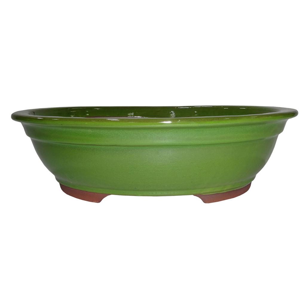 Oval Bonsai Container CGO38-14STG