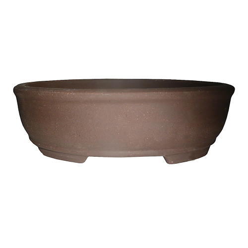 Unglazed Oval Container - CUPO3-12