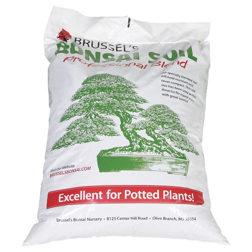 Brussel's Bonsai Professional Blend Soil - 8 Qt Bag - SPBS8Q