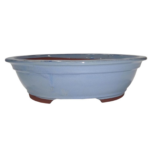 Glazed Oval Container CGO38-14AG