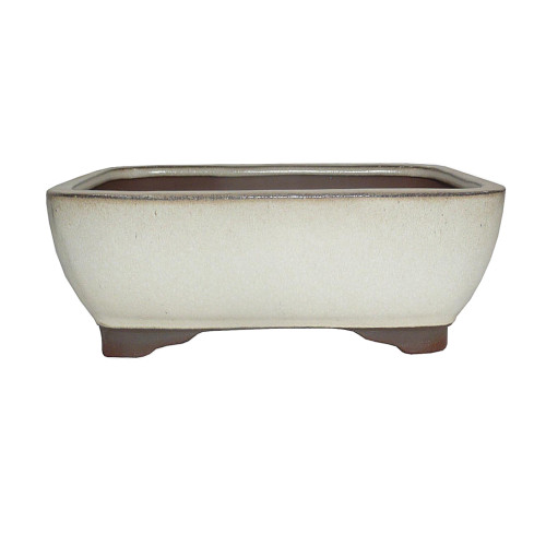 Glazed Lotus Container CGG482-5BE