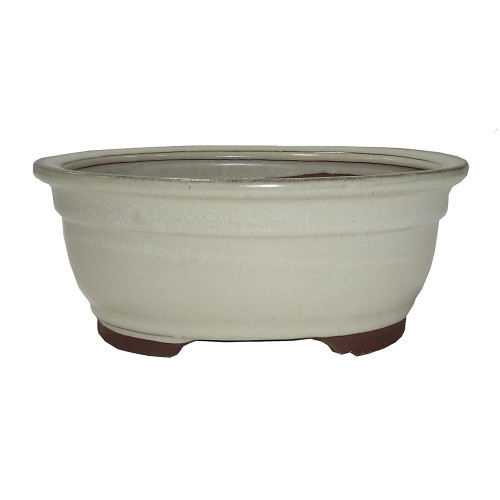Glazed Oval Container CGO38-8BE