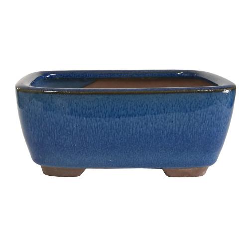Ceramic Glazed Container CGG127-6BL