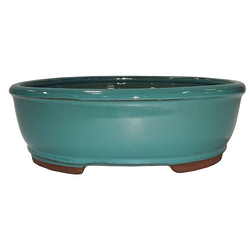 Oval Bonsai Container CGO3-6GN