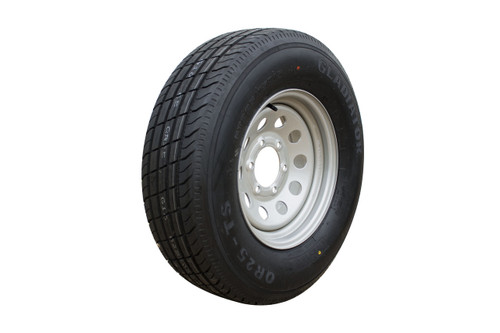 Tire Assy 225/75 R-15 Radial w/15 x 6 655 S Offset 0