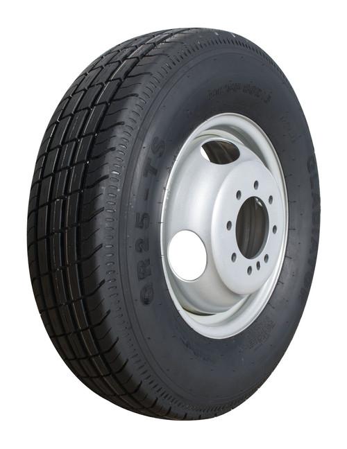 Tire Assy 235/80 R-16 Radial w/16 x 6 865 Dual SM Offset 5