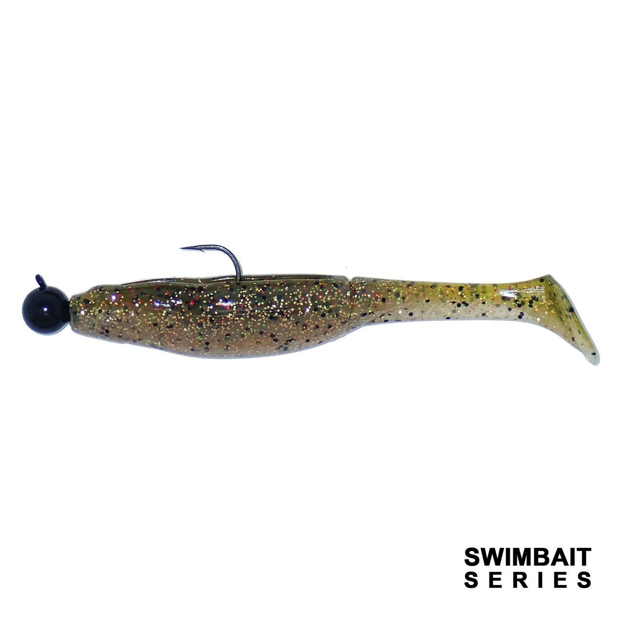 Swimbait - 6 inch - Goby (3pk)