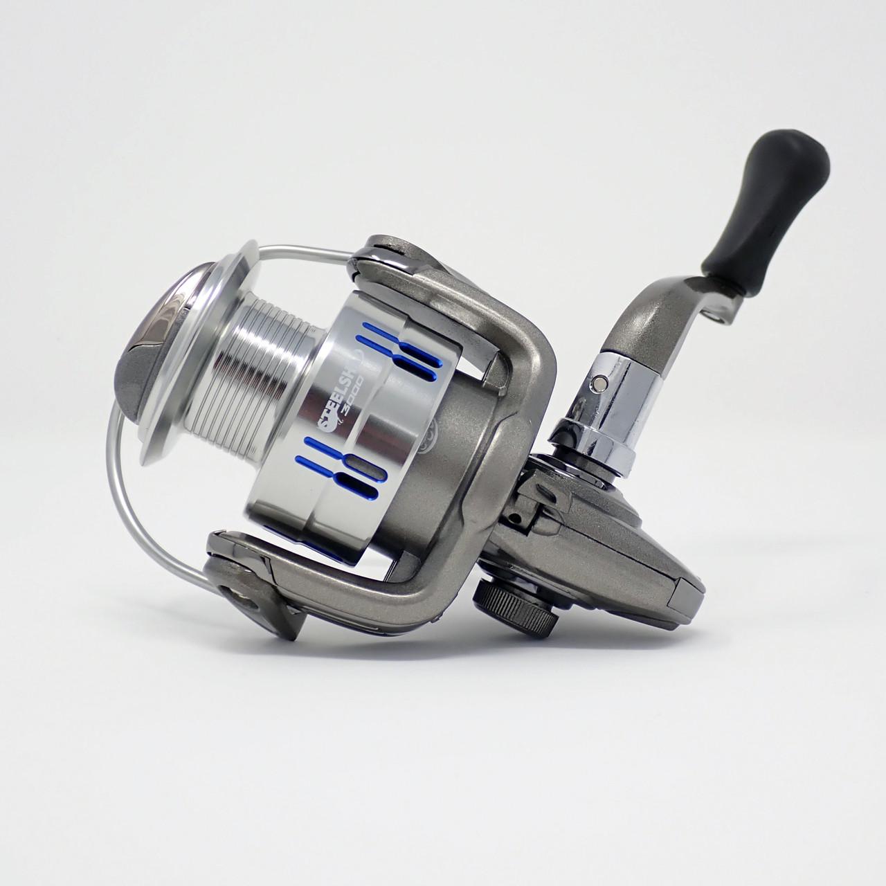 SteelShad 3000 Series Spinning Reel