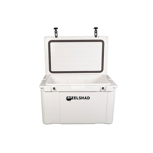 SteelShad Super Cooler - 50L - with Free Storage Tray