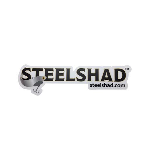 SteelShad Logo Sticker - Medium