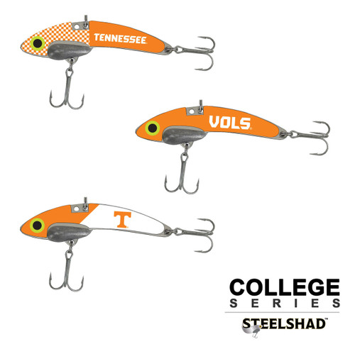 SteelShad University of Tennessee 3 Pack