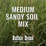 Medium Grass Mix - Sandy Soil