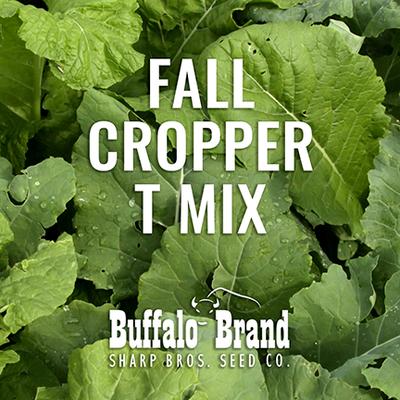 Fall Cropper T Mix - Grazing