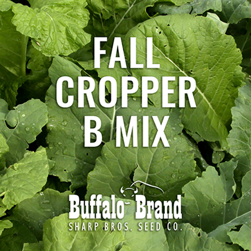 Fall Cropper B Mix - Grazing
