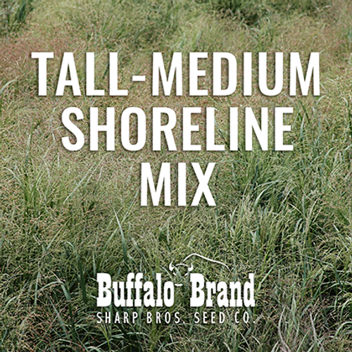 Tall-Medium Shoreline Mix