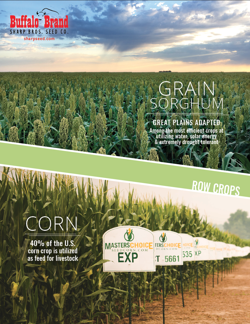 Sharp Bros. Seed Co. 2018 Milo & Corn Brochure