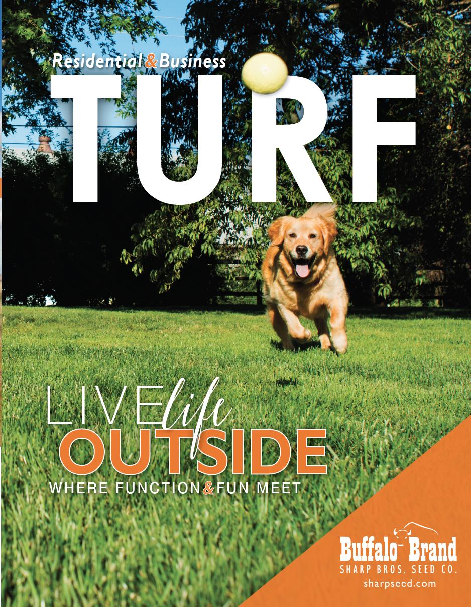 Live Life Outside: Sharp Bros. Seed, Where Fun & Function Meet!