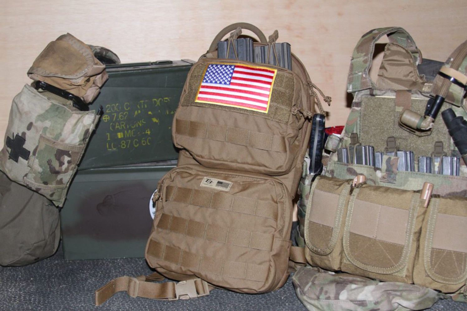 The Loadout Room: T3 Gear 100oz Reload Hydration Backpack