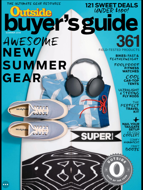 Outside Buyer's Guide 2018