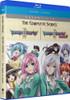 Rosario+Vampire Complete Series Essentials Blu-Ray