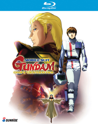 Mobile Suit Gundam Char's Counterattack Blu-Ray