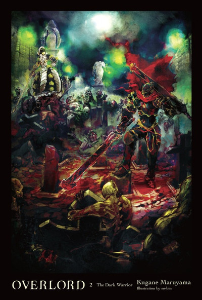Overlord: The Bloody Valkyrie Novel - Vol. 3