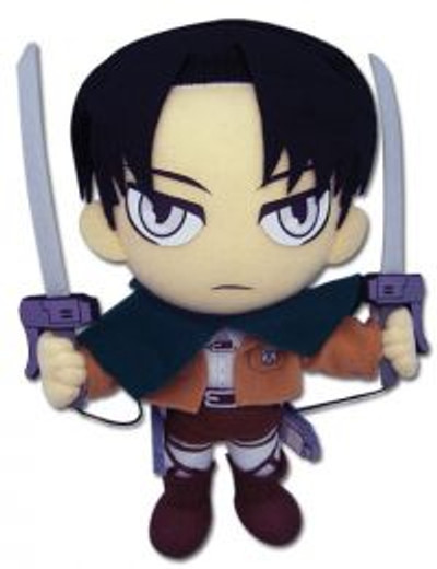 Attack on Titan: Levi Plush
