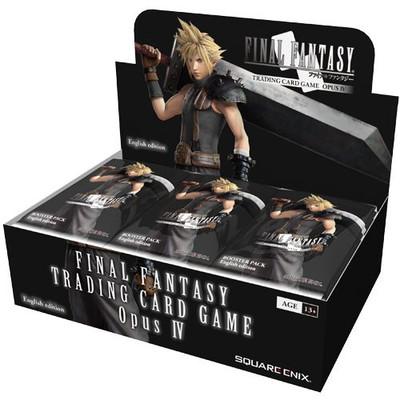 Final Fantasy TCG - Opus IV Booster