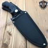 "11"" CSGO Huntsman Black Fixed Blade"