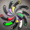 FREE CSGO KARAMBIT FIXED BLADE - Random Color