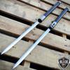 "27"" NINJA SAMURAI Twin Blade CONCEALED SWORDS Katana Japanese Combat COSPLAY"