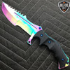 CSGO Huntsman Rainbow Fade Fixed Blade