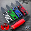 FREE LIGHTER KNIFE - CLOSEOUT DEAL