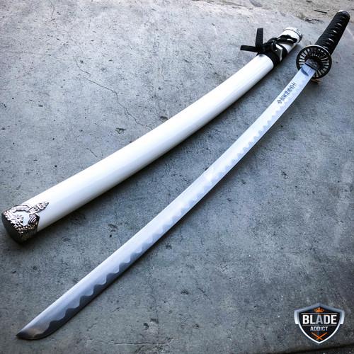 Japanese Samurai Sword Katana High Carbon Steel Ninja
