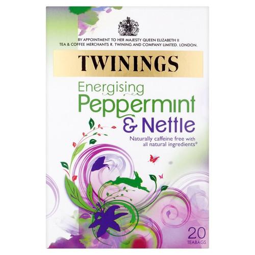 Twinings Peppermint & Nettle 20 per pack