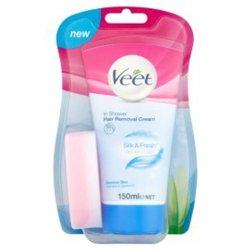 Veet In shower Cream Sensitive Hair Removal Cream