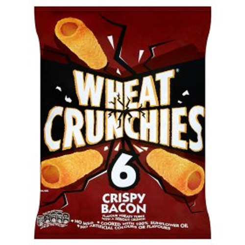 Wheat Crunchies Crispy Bacon