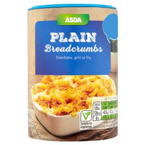 ASDA Plain Breadcrumbs 175g