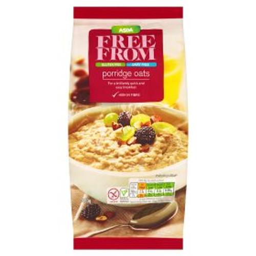 ASDA Free From Pure Porridge Oats 450g