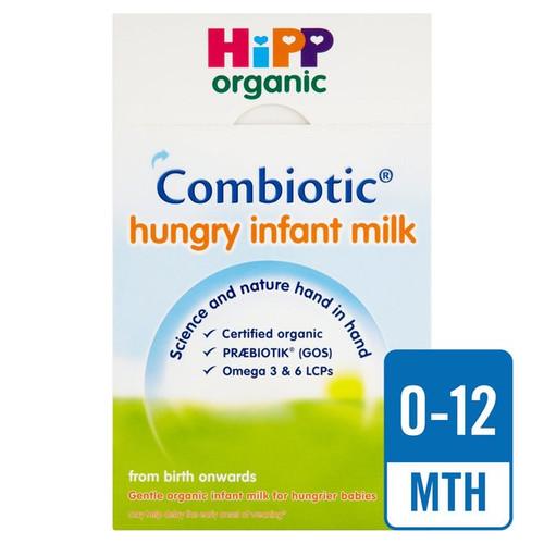 Hipp Organic Hungry Infant Milk  800g