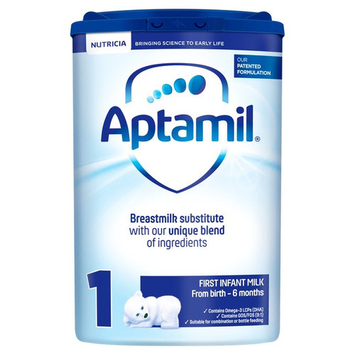 Aptamil 1 First Milk Baby Formula 800g