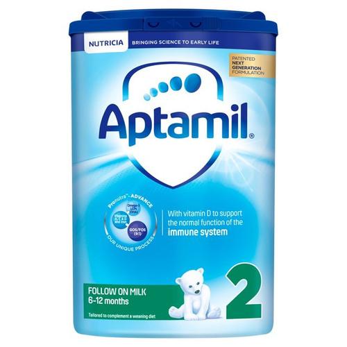 Aptamil 2 Follow On Milk Baby Formula 800g