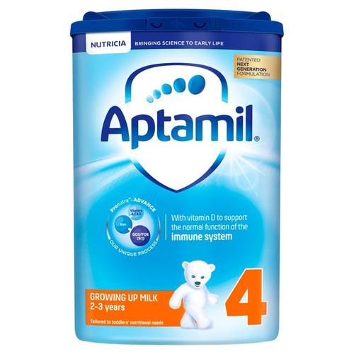 Aptamil 4 Growing Up 2 to 3 yrs Milk Baby Formula 800g