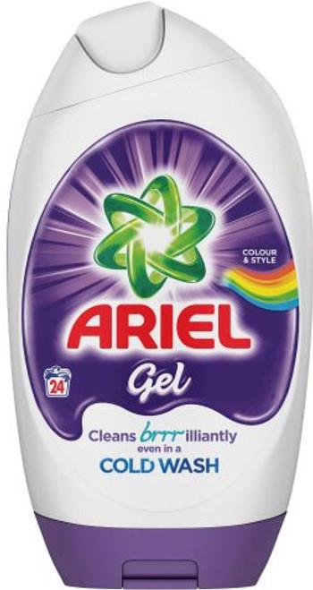 Ariel Colour Gel 24 Washes 888ml