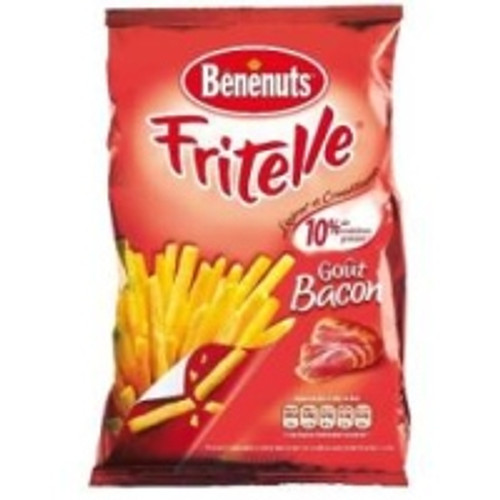 Benenuts Fritelle Gout Bacon 80g