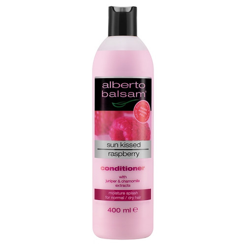Alberto Balsam Sun Kissed Raspberry Conditioner 400ml