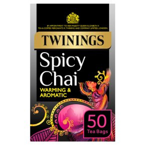 Twinings Spicy Chai 20 Enveloped Bags