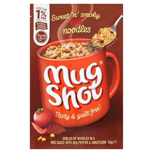 Mug Shot Bbq Beef 56G