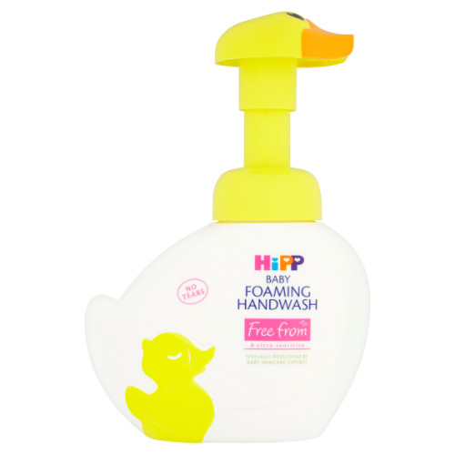 Hipp Foaming Duck Hand Wash 250ml