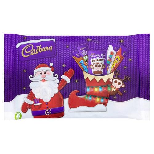Cadbury Christmas Small Selection Box 95g